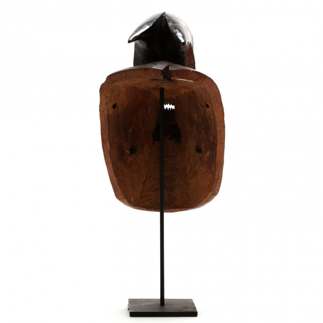 Congo, Horned Portrait Mask - 3