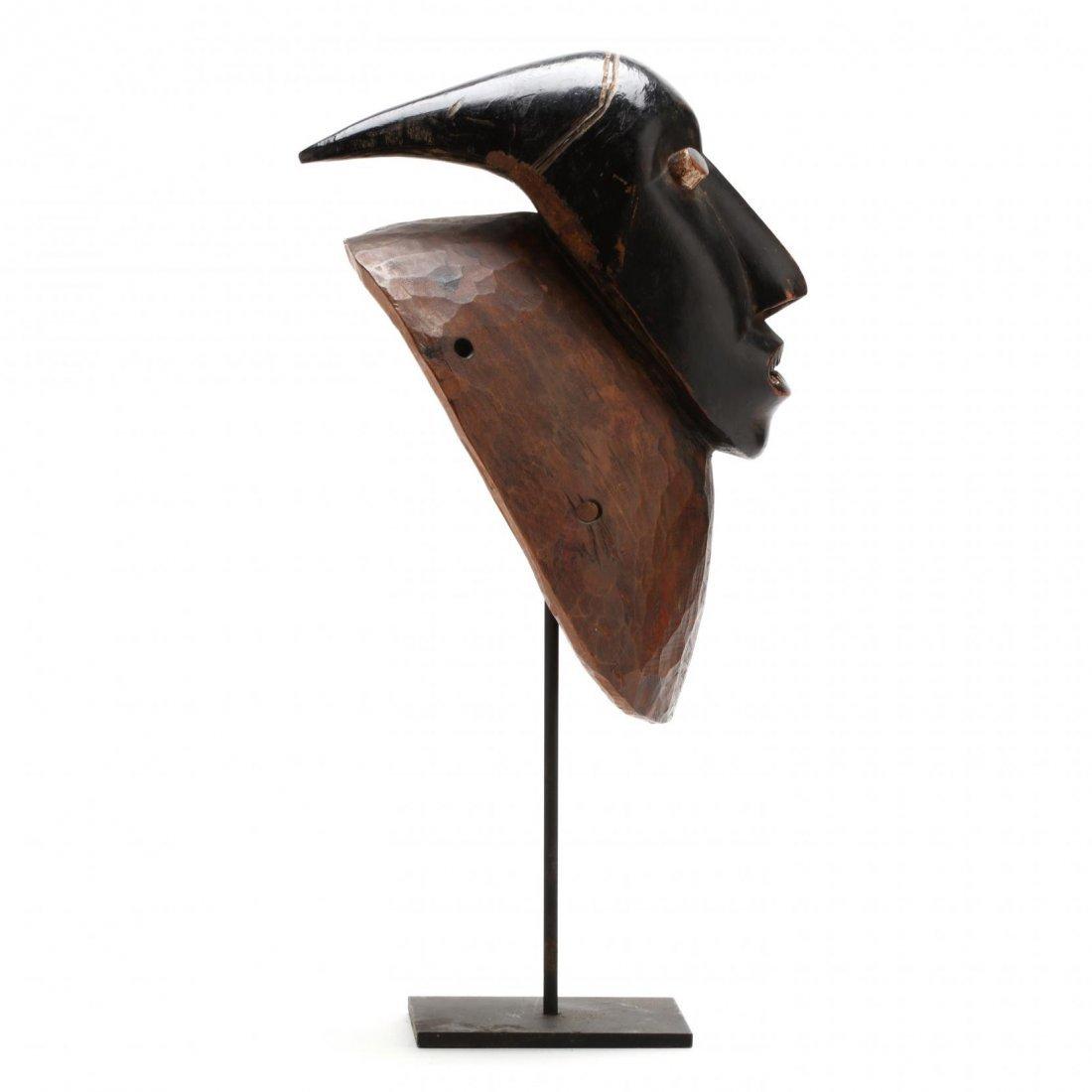 Congo, Horned Portrait Mask - 4