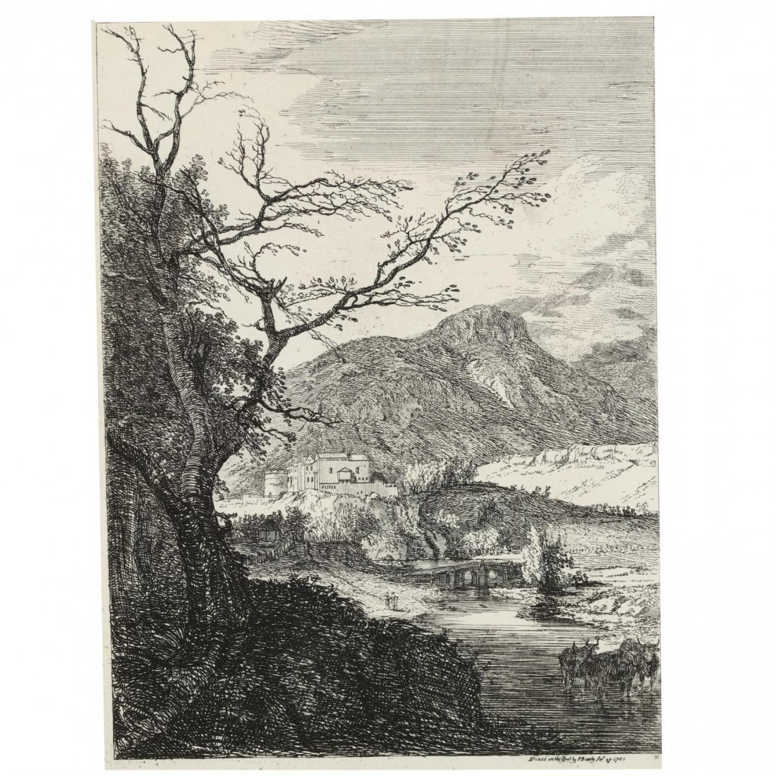 Group of (4) French and English Landscapes - 3