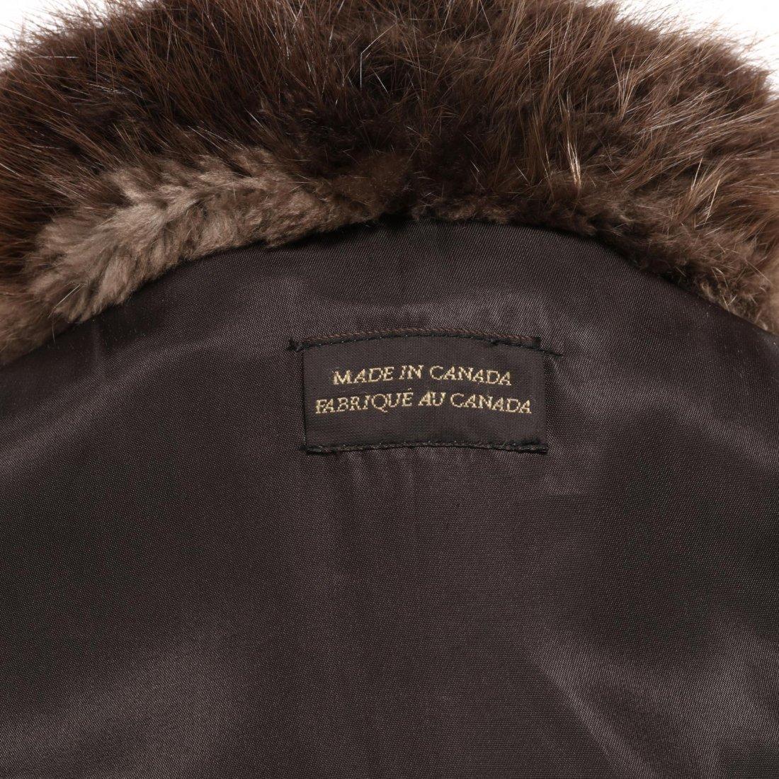 Vintage Full Length Raccoon Coat - 3