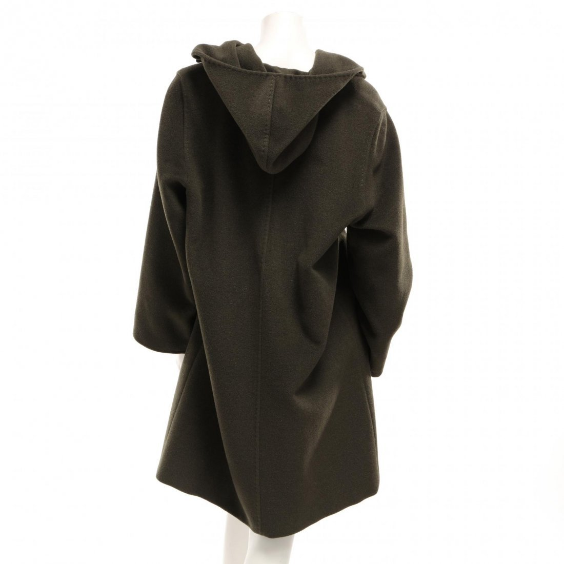 Double Face Hooded Coat, Max Mara - 2