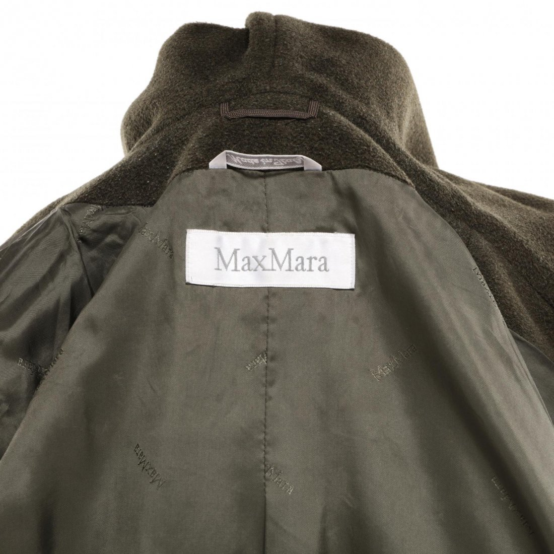 Double Face Hooded Coat, Max Mara - 3
