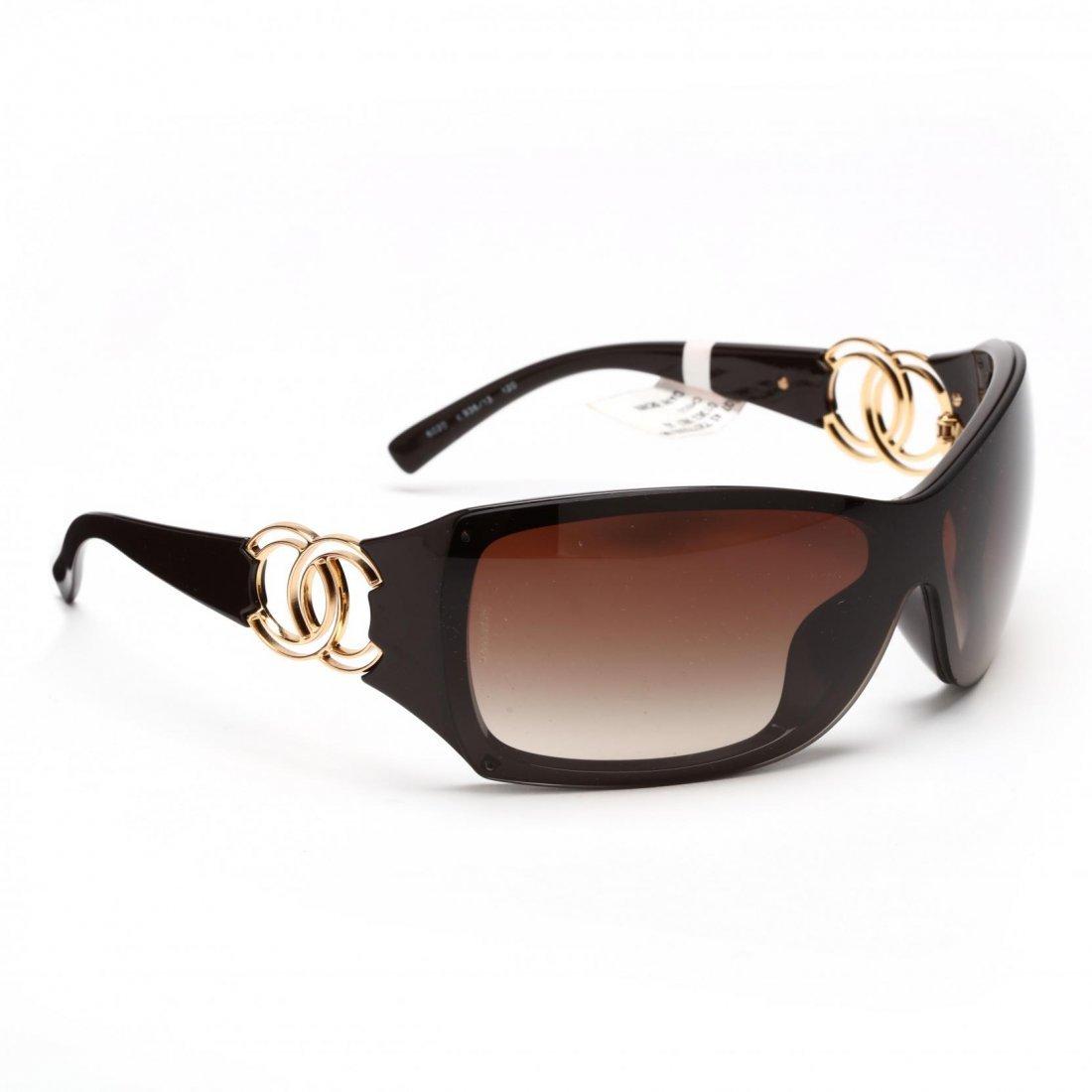 Logo Sunglasses, Chanel