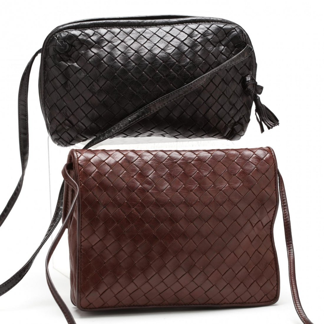 Two Cross-body Bags, Bottega Veneta - 2