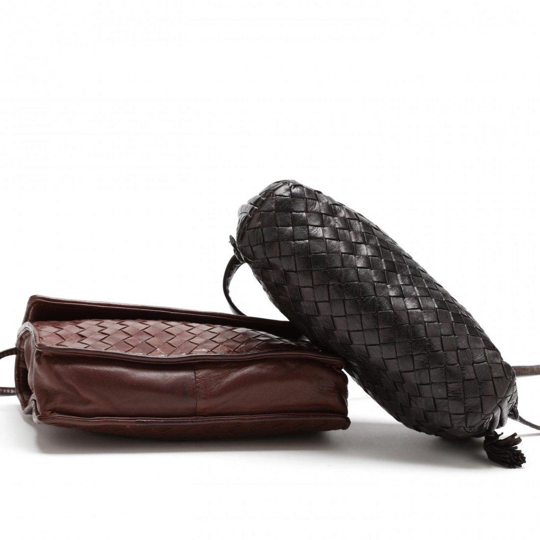 Two Cross-body Bags, Bottega Veneta - 3