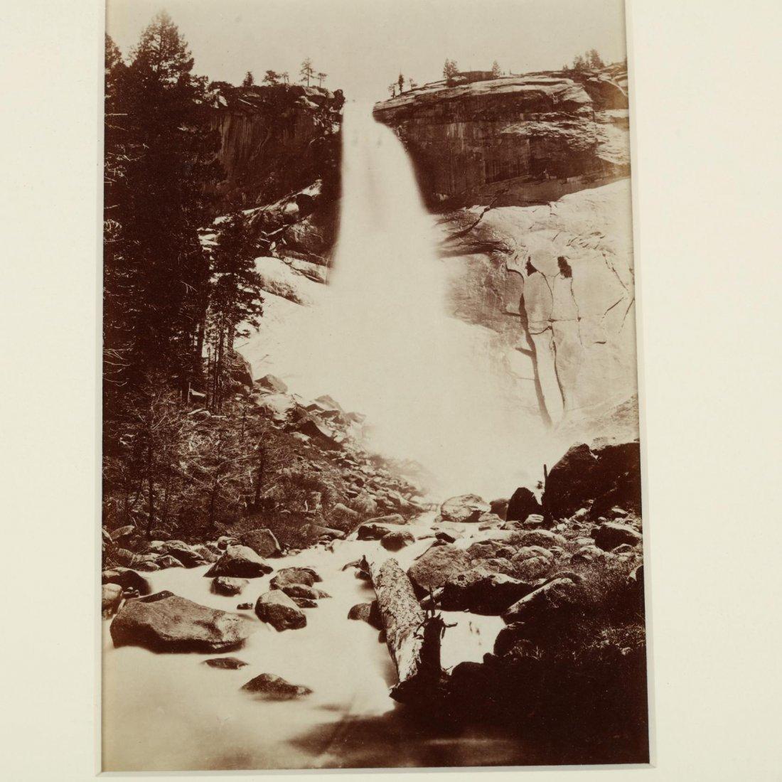 Carleton E. Watkins (Am., 1829-1916),  Nevada Falls,