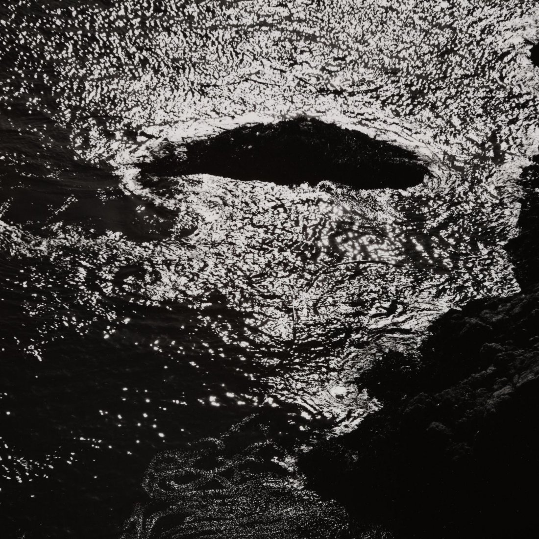Edward Weston (American, 1886-1958),  China Cove, Point - 2
