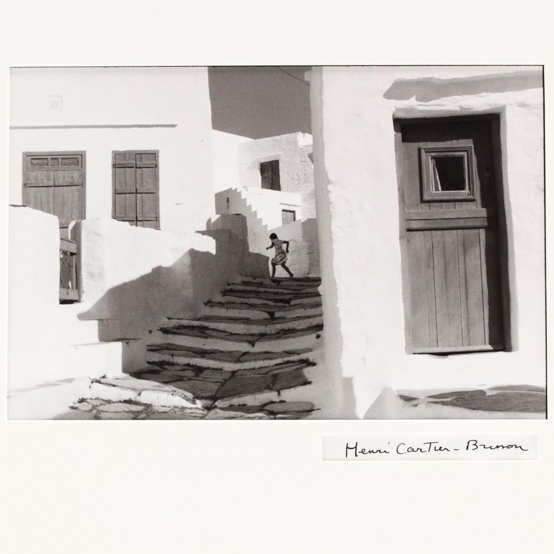 Henri Cartier-Bresson (French, 1908-2004),  Siphnos,