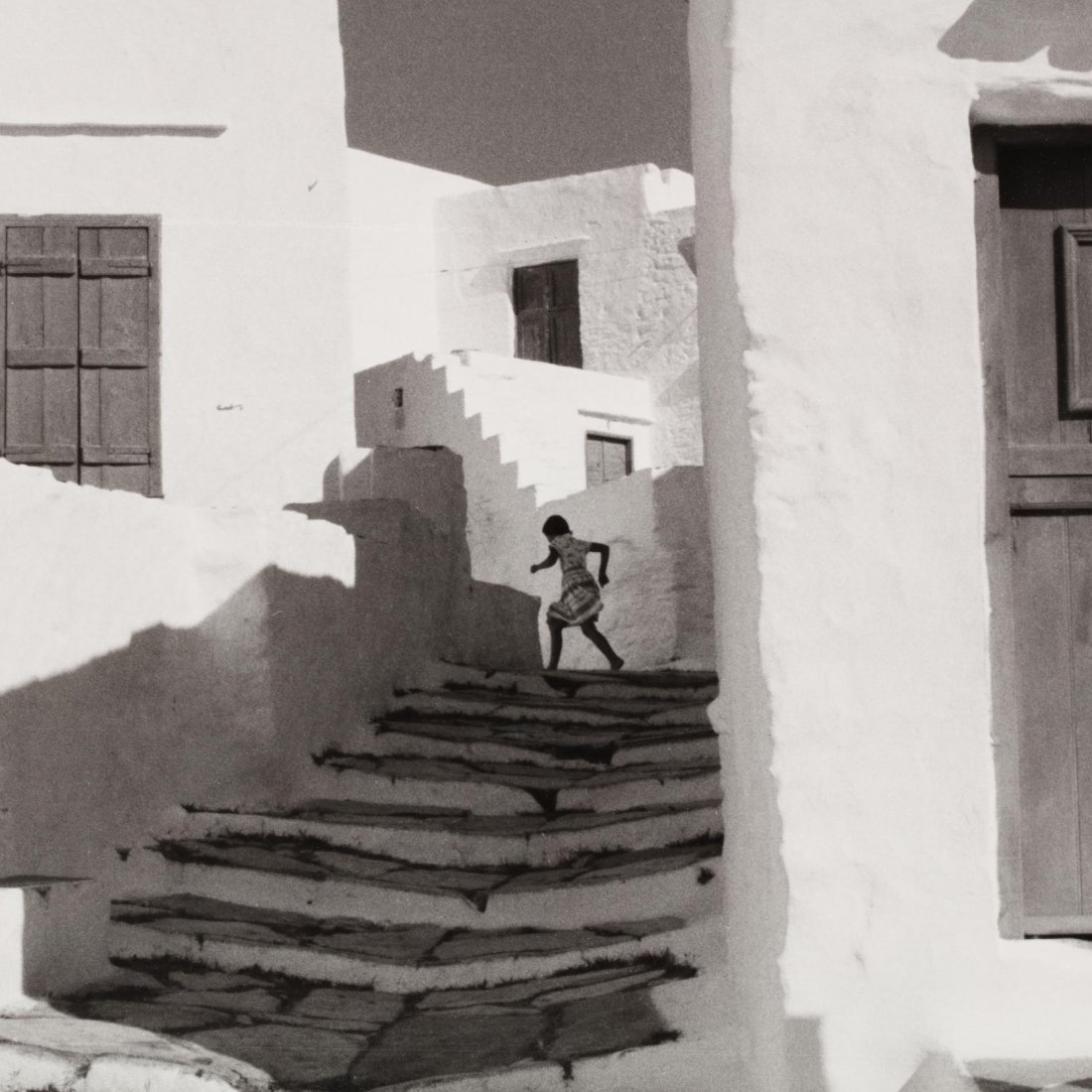 Henri Cartier-Bresson (French, 1908-2004),  Siphnos, - 3