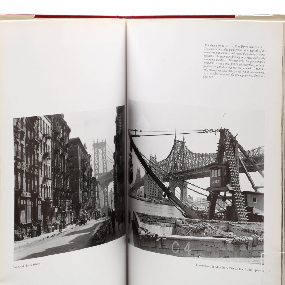 Seven Titles on Berenice Abbott - 4