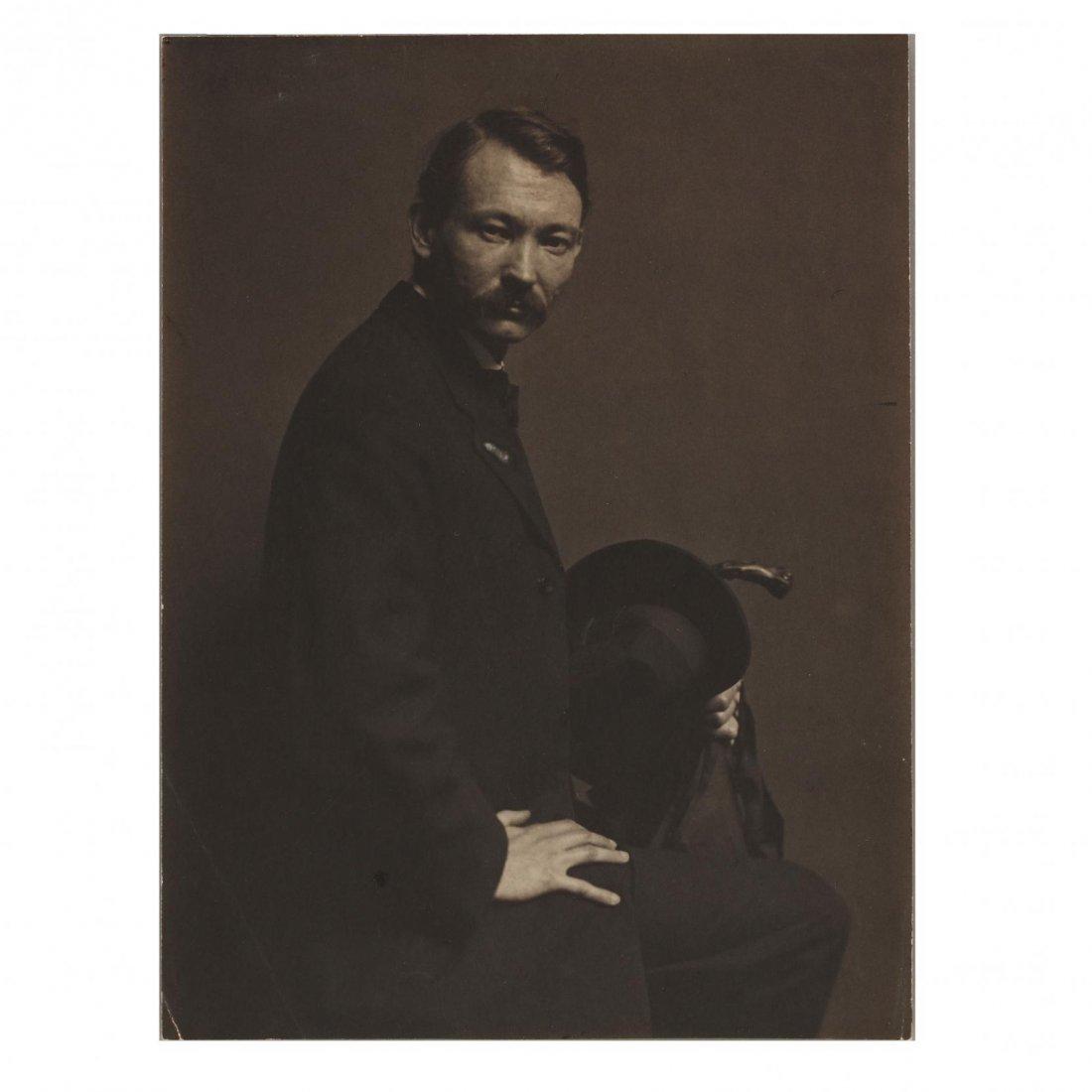 Gertrude S. Käsebier (1852-1934), Portrait of Robert
