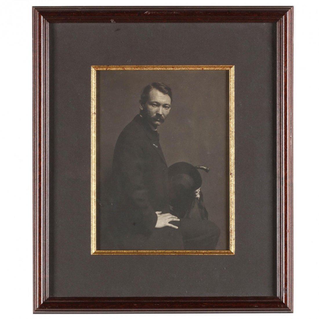 Gertrude S. Käsebier (1852-1934), Portrait of Robert - 2