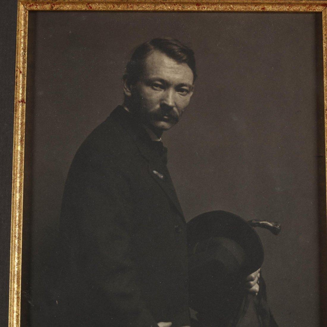 Gertrude S. Käsebier (1852-1934), Portrait of Robert - 3