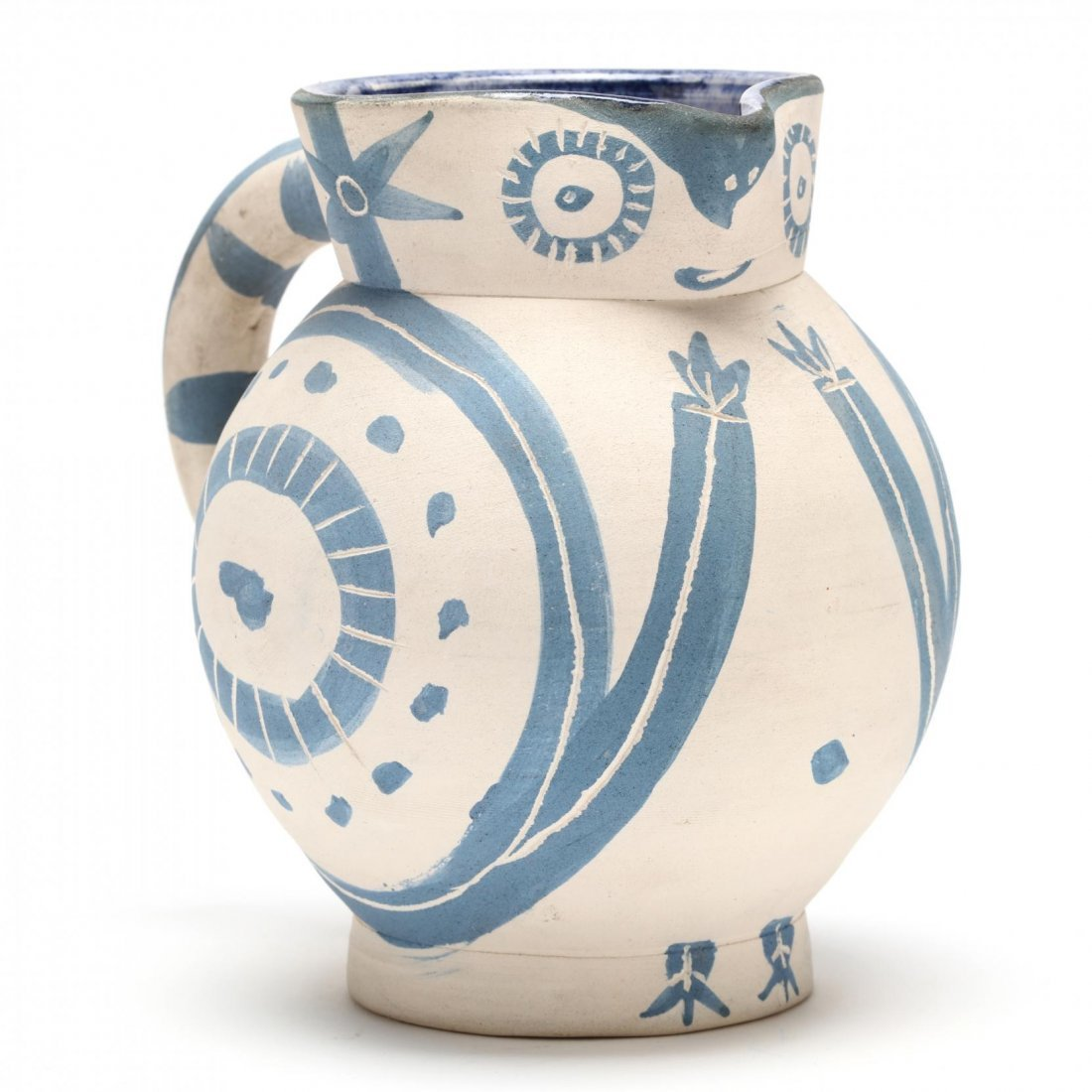 Pablo Picasso (1881-1973), Ceramic Owl Pitcher