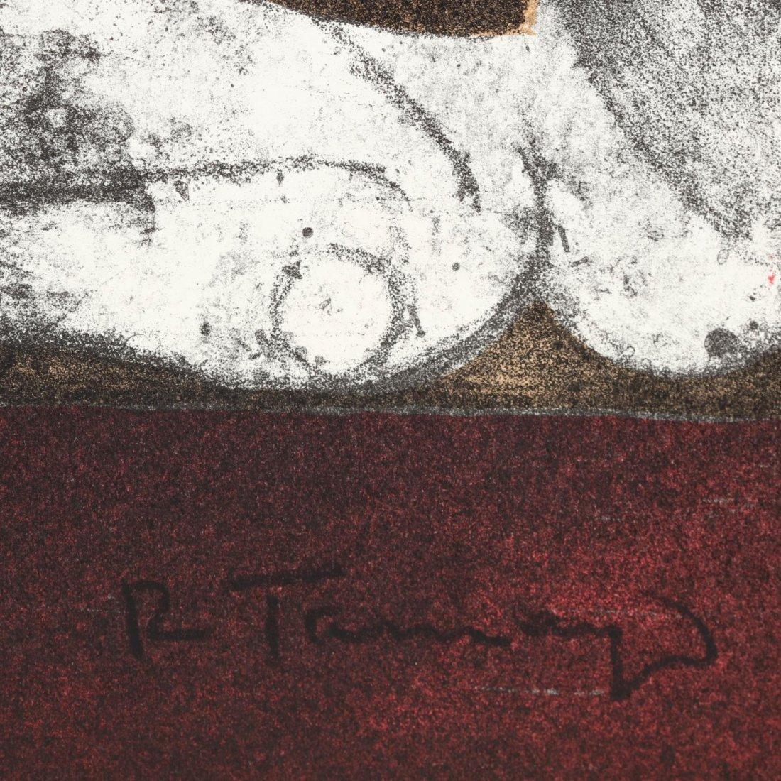 Rufino Tamayo (Mexican, 1899-1991),  Los Signos Existen - 3