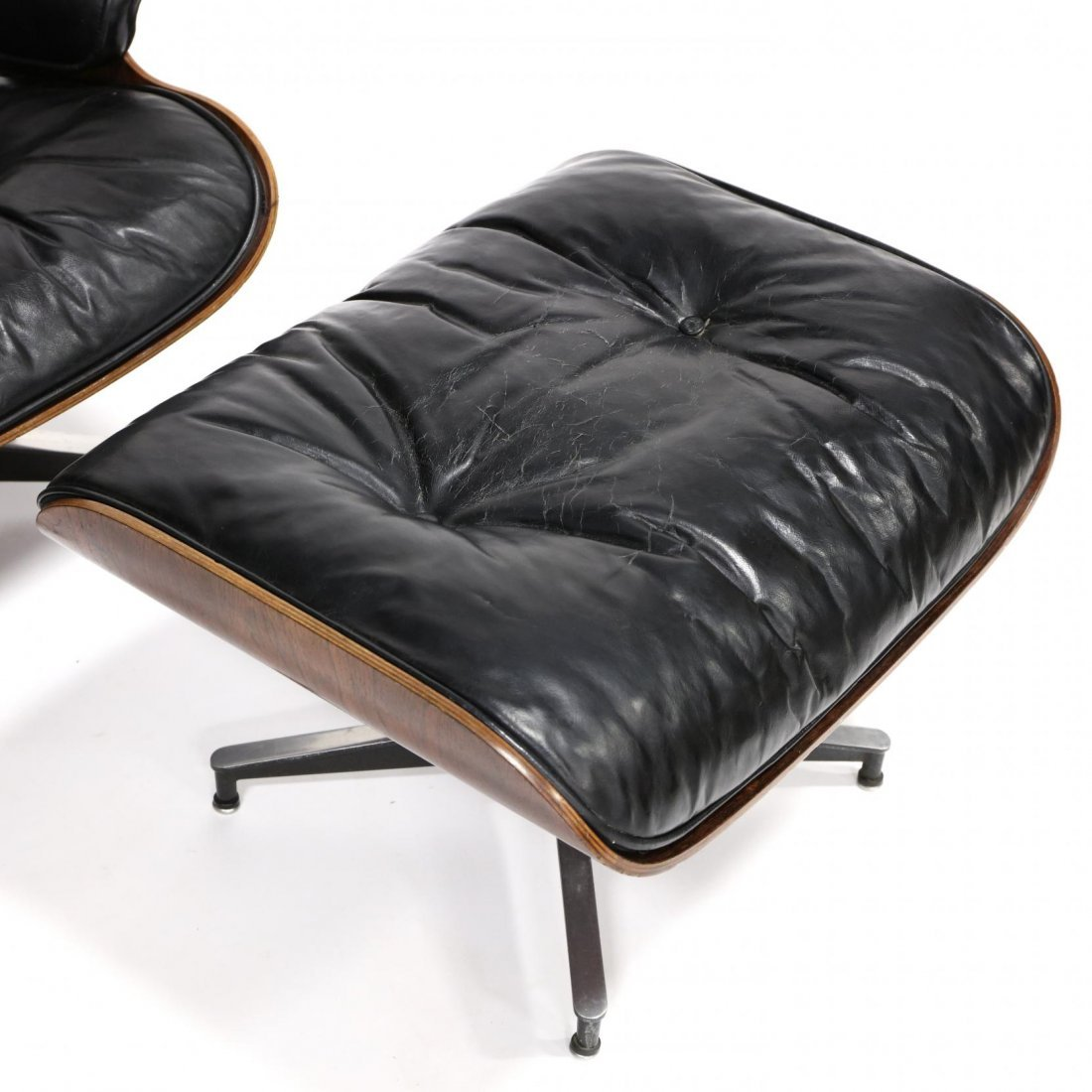 Charles Eames, 670/671 Vintage Lounge Chair and Ottoman - 2