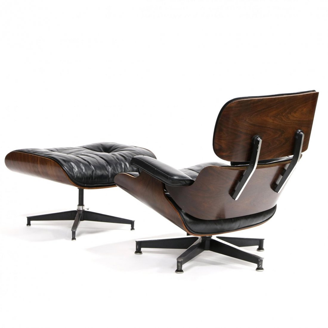 Charles Eames, 670/671 Vintage Lounge Chair and Ottoman - 4