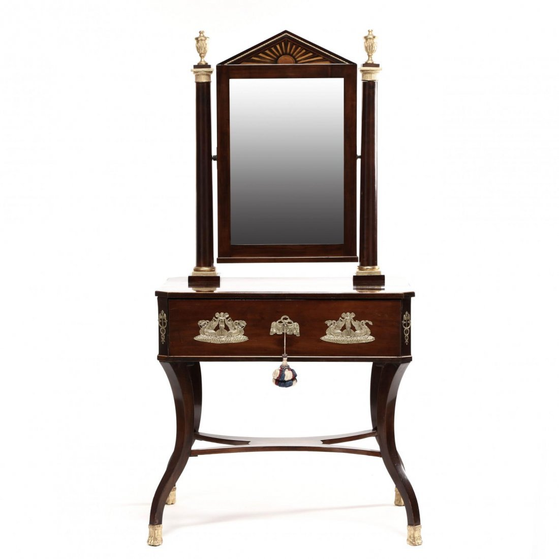 French Classical Revival Dressing Table