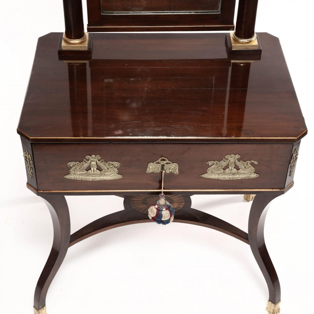 French Classical Revival Dressing Table - 3