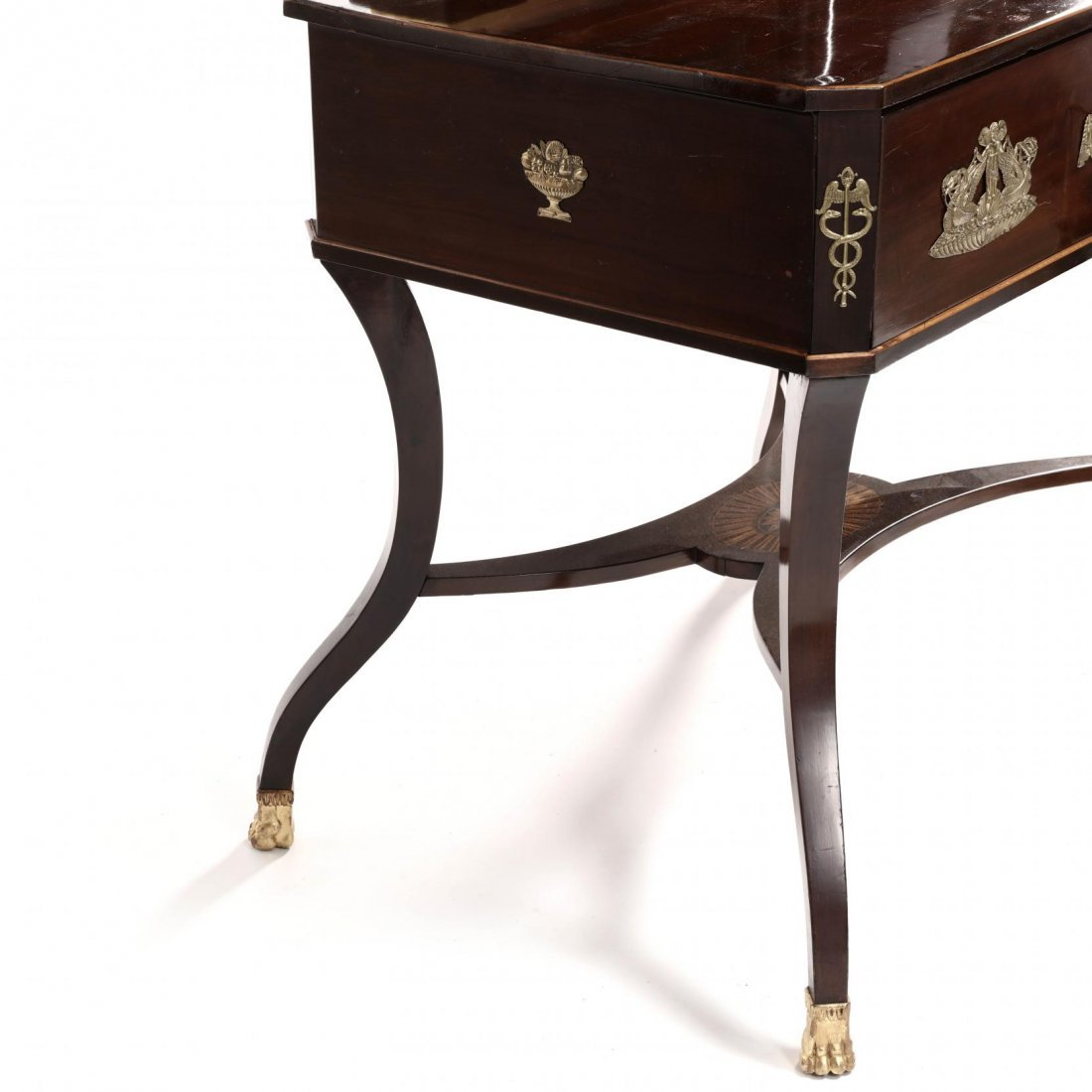 French Classical Revival Dressing Table - 6