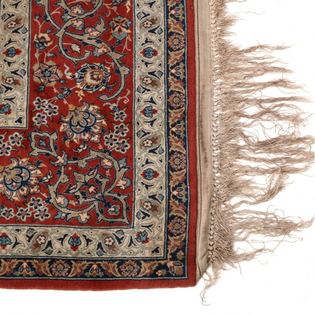 Persian Seirafian Isfahan Carpet, signed - 2