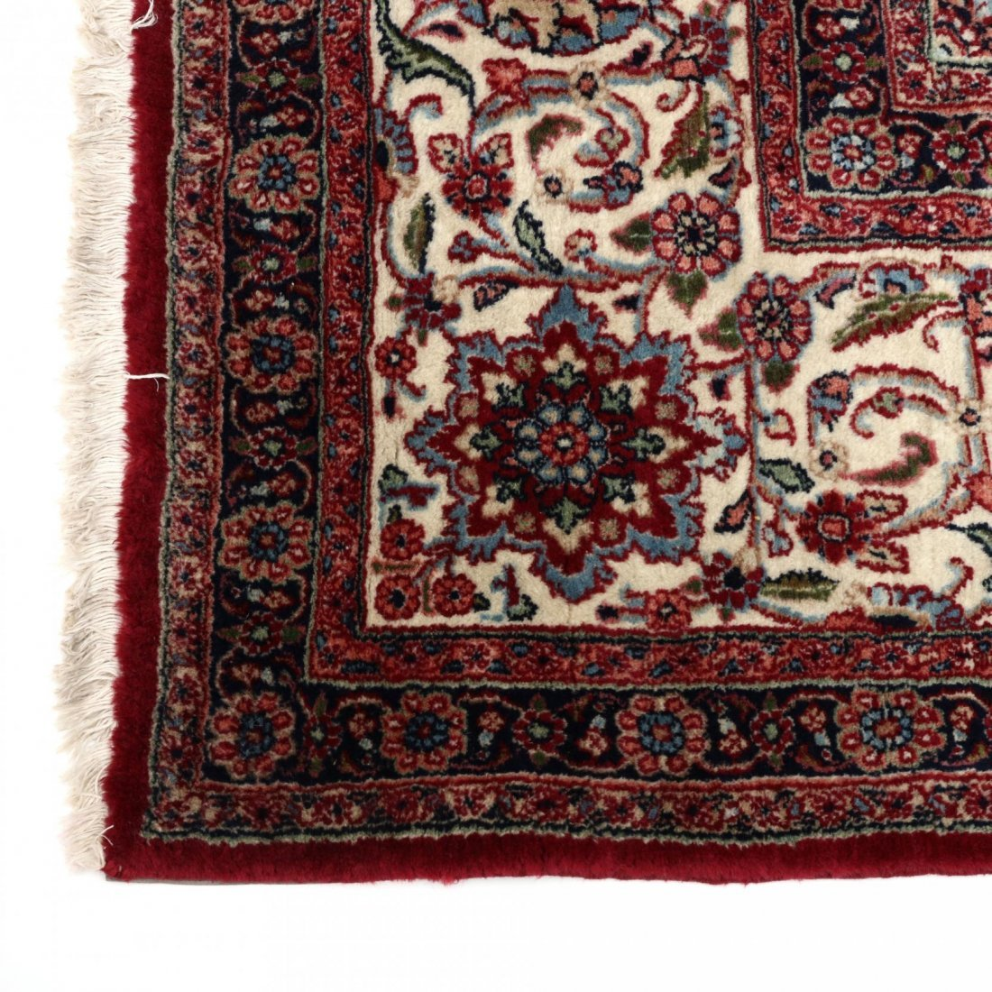 Persian Kashan Carpet - 2