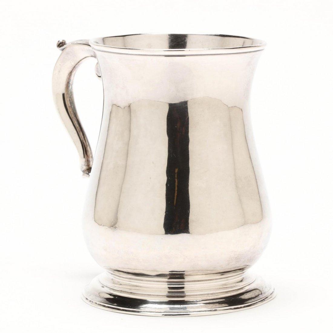 A George II Silver Mug, Thomas Whipham