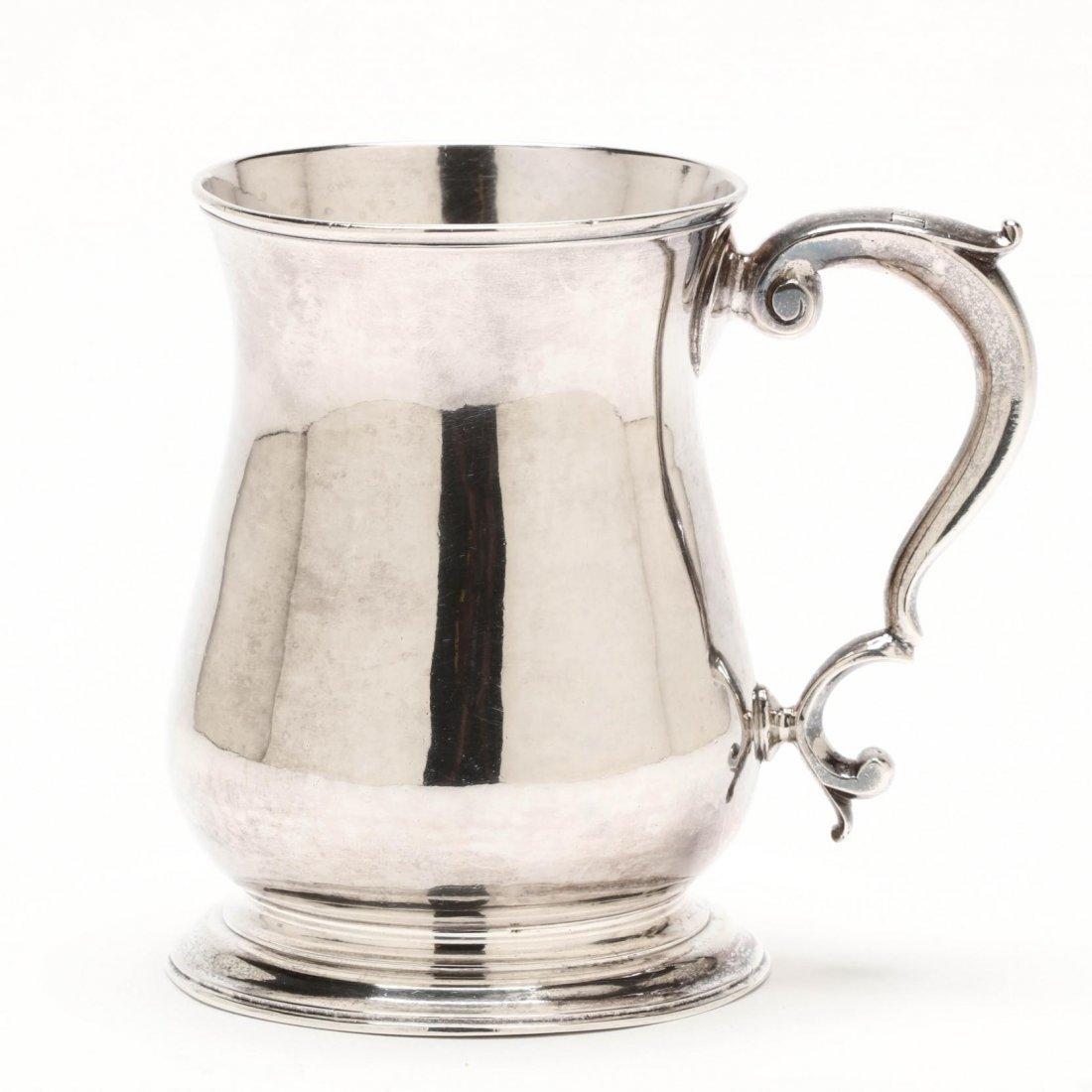 A George II Silver Mug, Thomas Whipham - 2