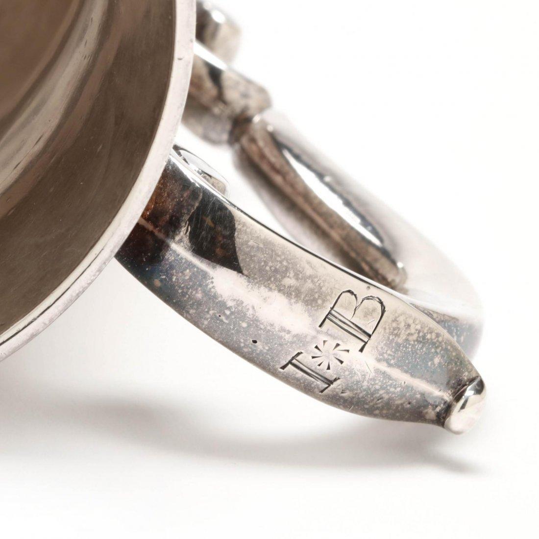 A George II Silver Mug, Thomas Whipham - 3