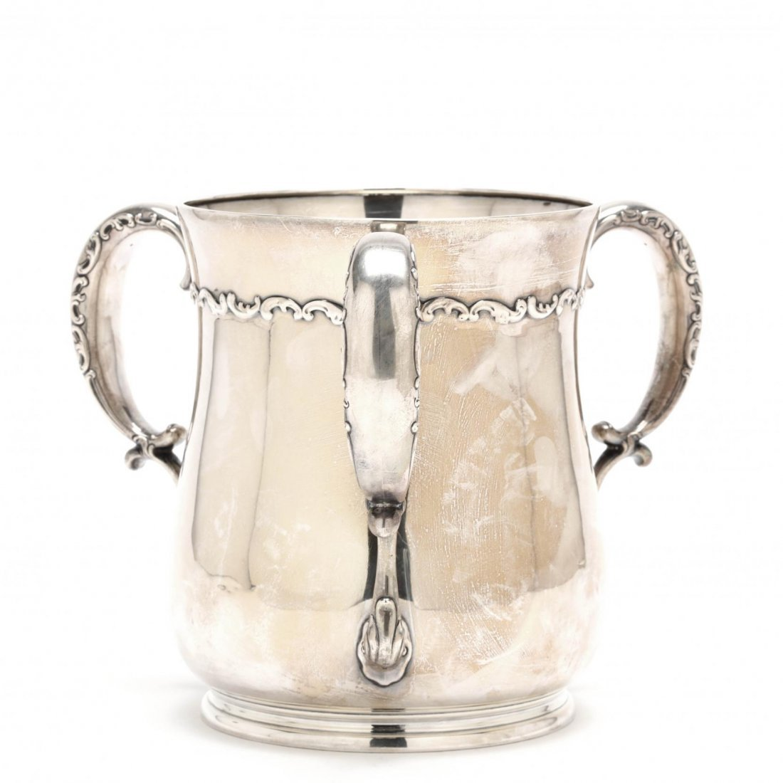 A Sterling Silver Loving Cup by Whiting Mfg. Co.