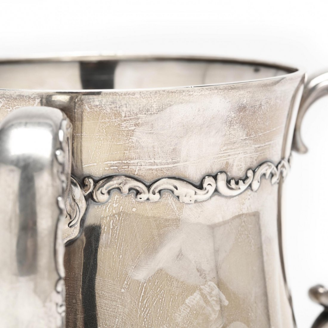 A Sterling Silver Loving Cup by Whiting Mfg. Co. - 2