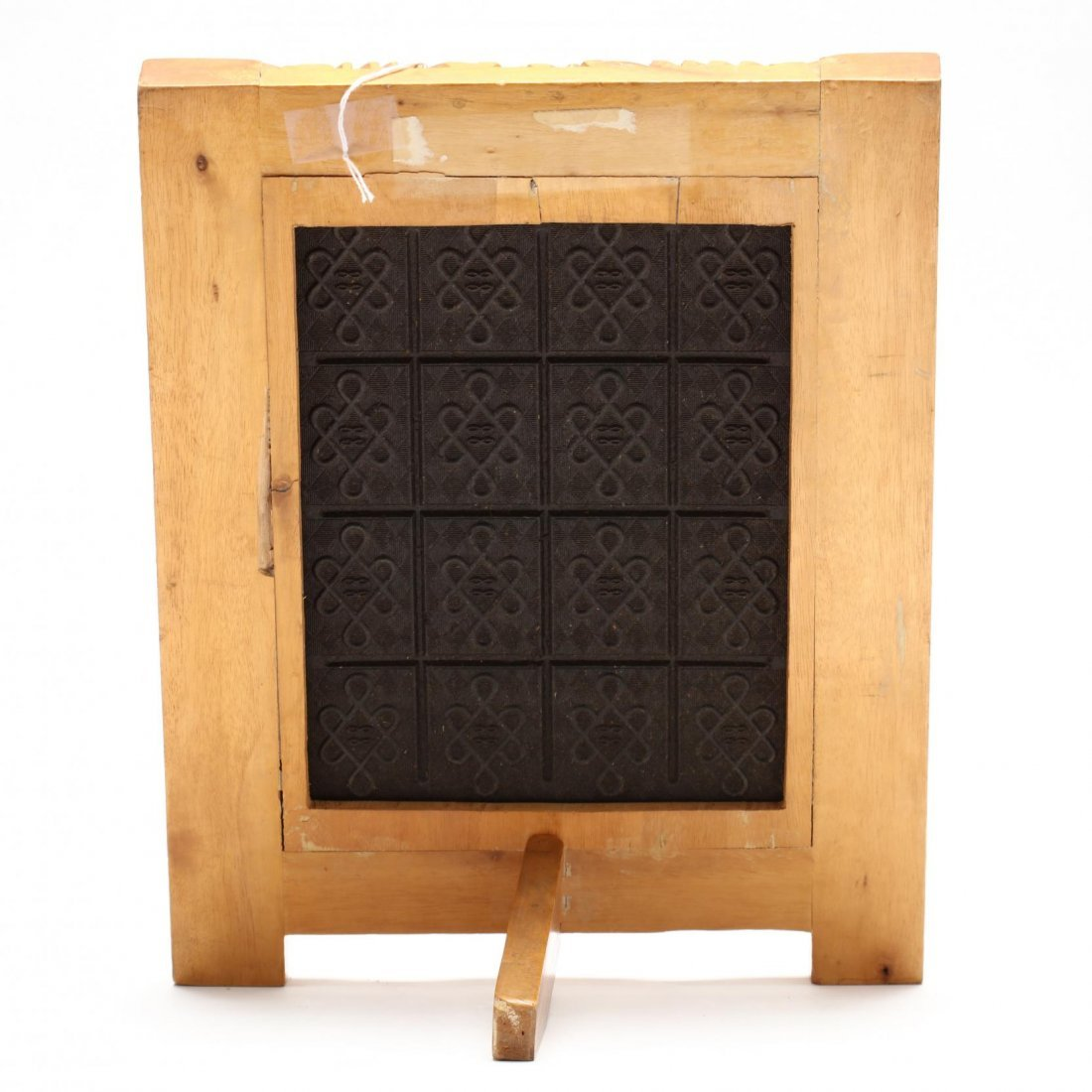 Chinese Framed Hubei (Black Tea) Brick - 3