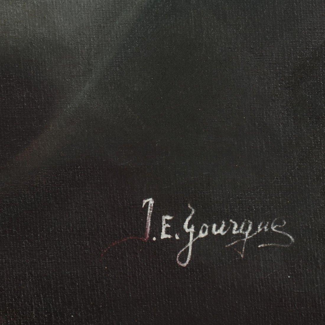 Jacques Enguerrand Gourgue (Haitian, 1931-1996), Adam - 2