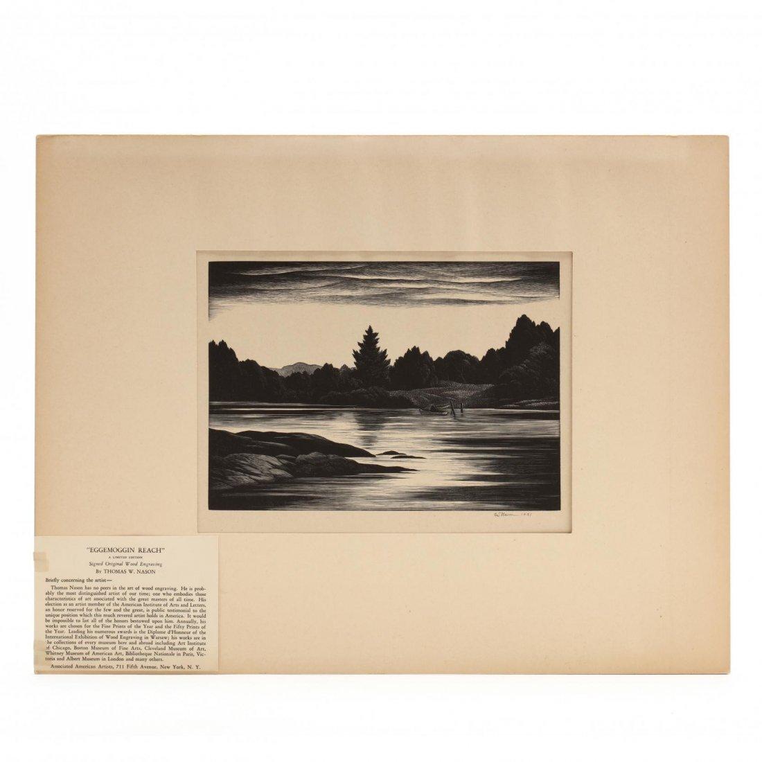 Thomas Willoughby Nason (American, 1889-1971), Two New - 4