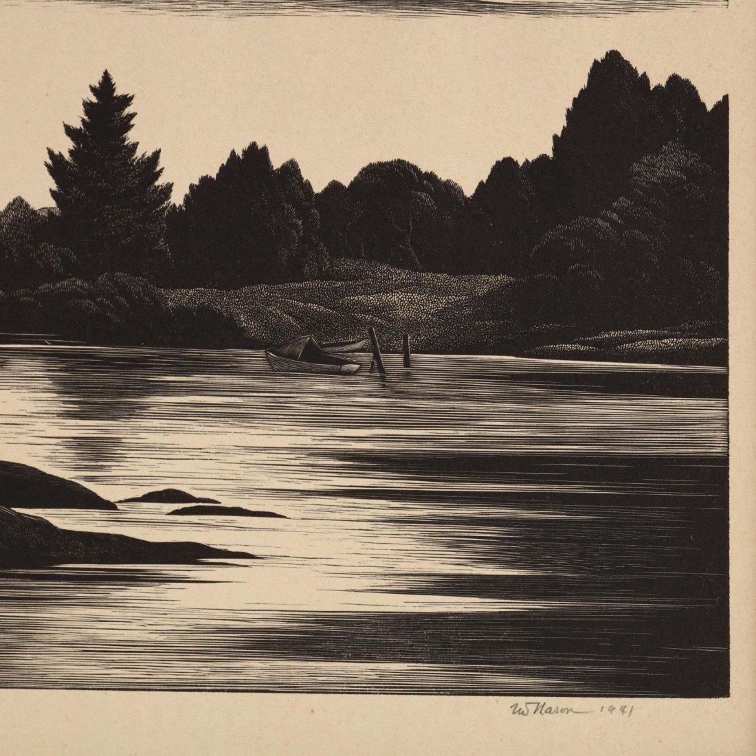 Thomas Willoughby Nason (American, 1889-1971), Two New - 6