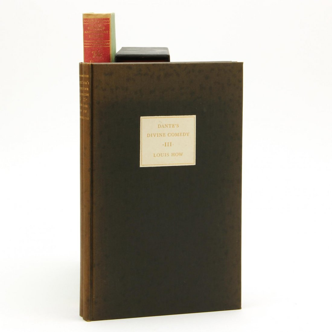 Five Vintage Books - 4