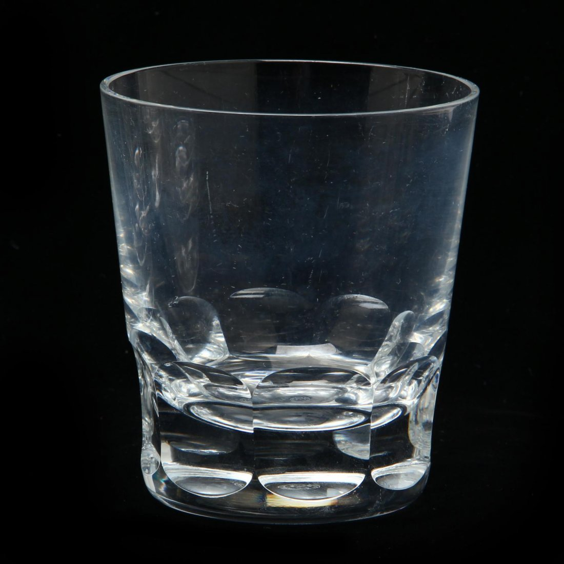 Set of Nine Baccarat Glass Tumblers - 3