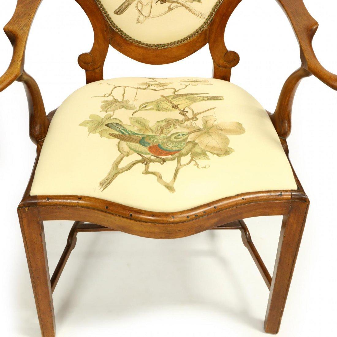 Continental Arm Chair - 2