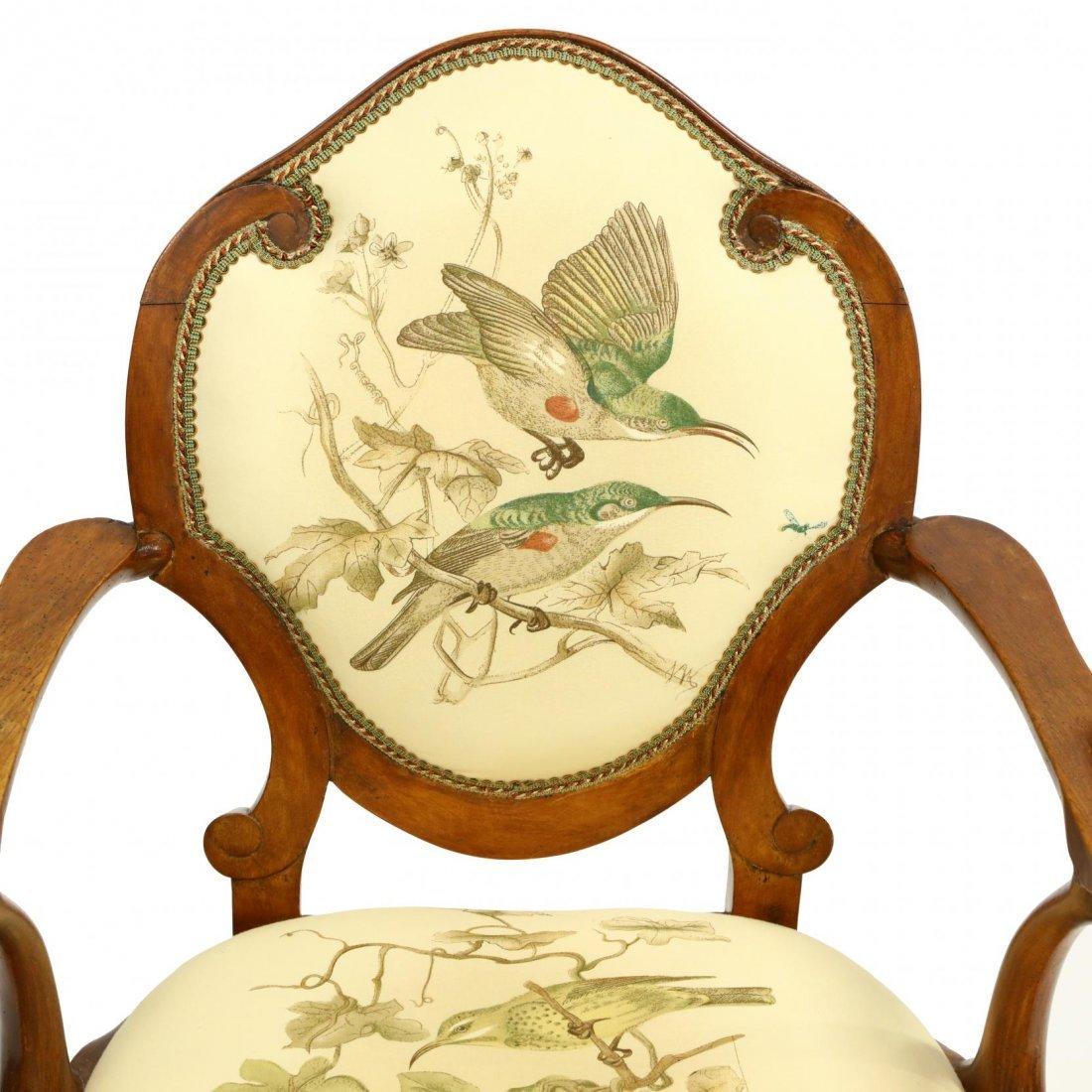 Continental Arm Chair - 3