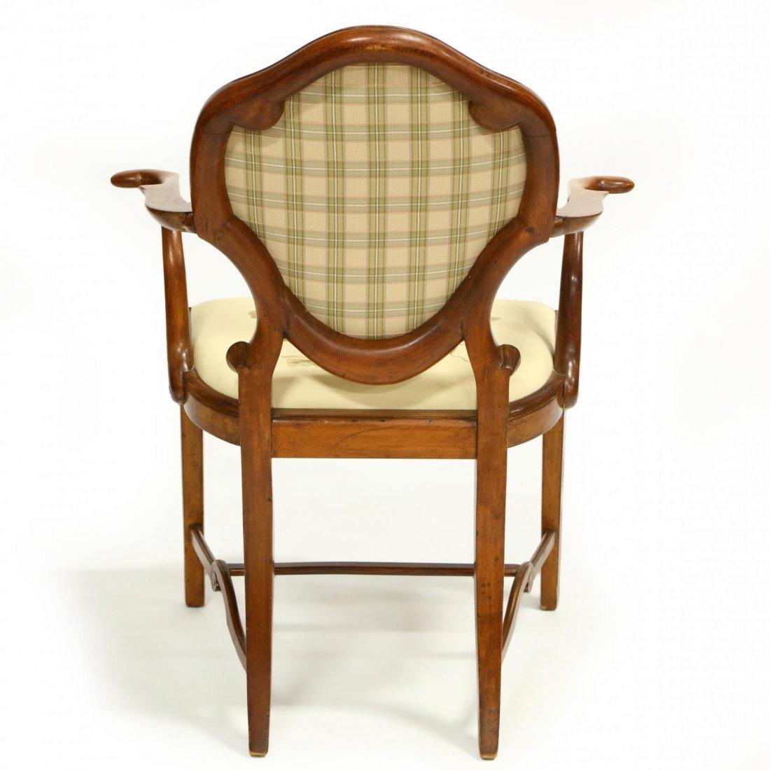 Continental Arm Chair - 4