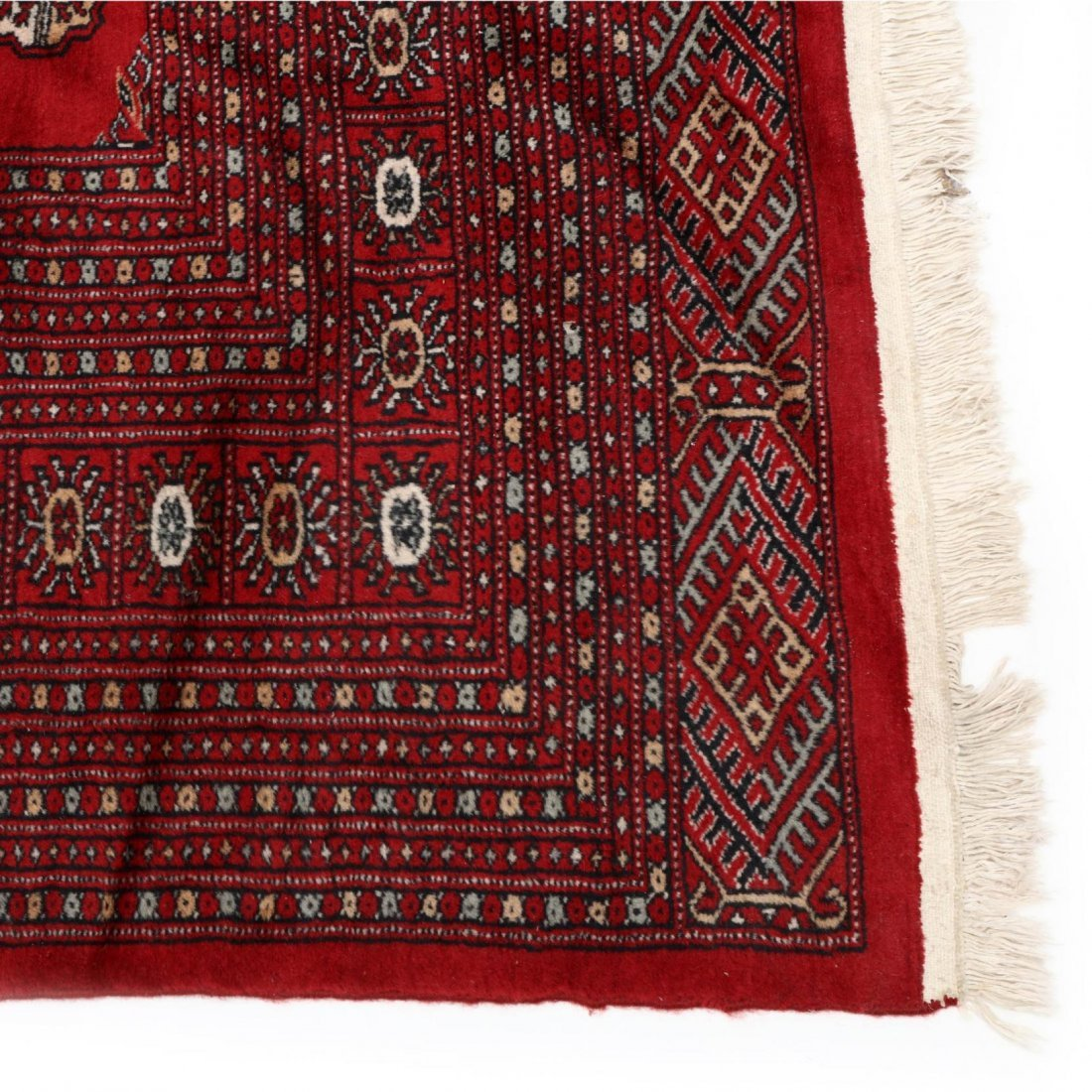 Afghan Turkoman Carpet - 2