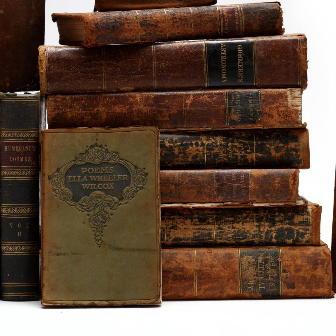 (15) 19th Century Books - 2