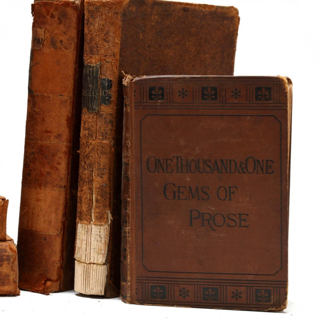 (15) 19th Century Books - 4