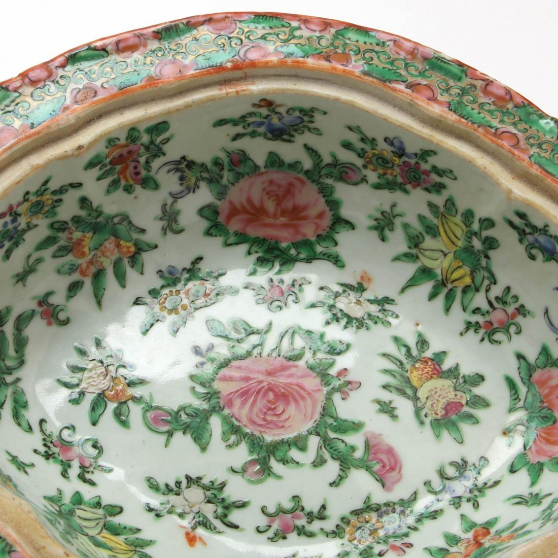 Two 19th Century Chinese Export Porcelain Items - 2