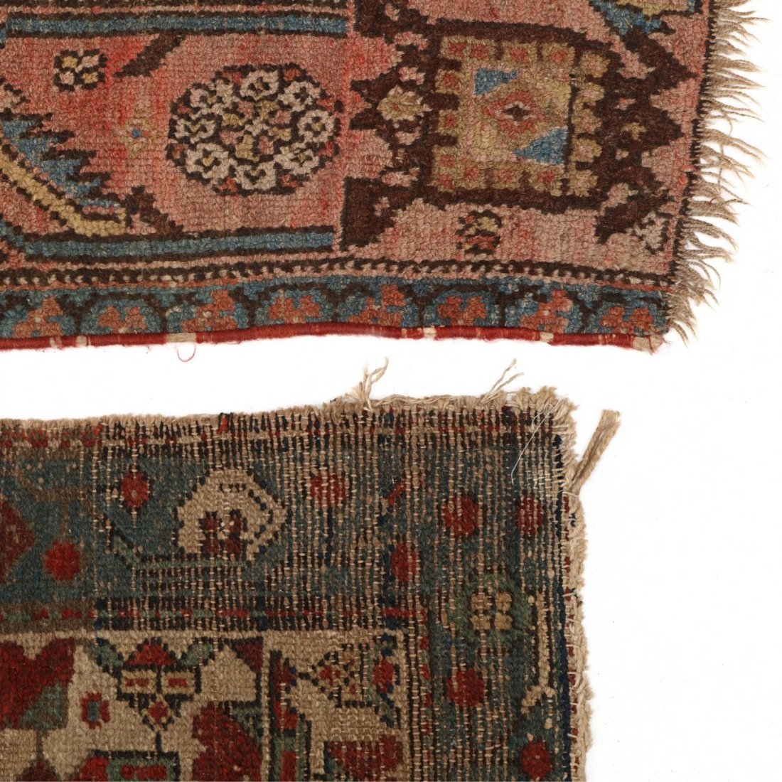Two Persian Area Rugs - 2
