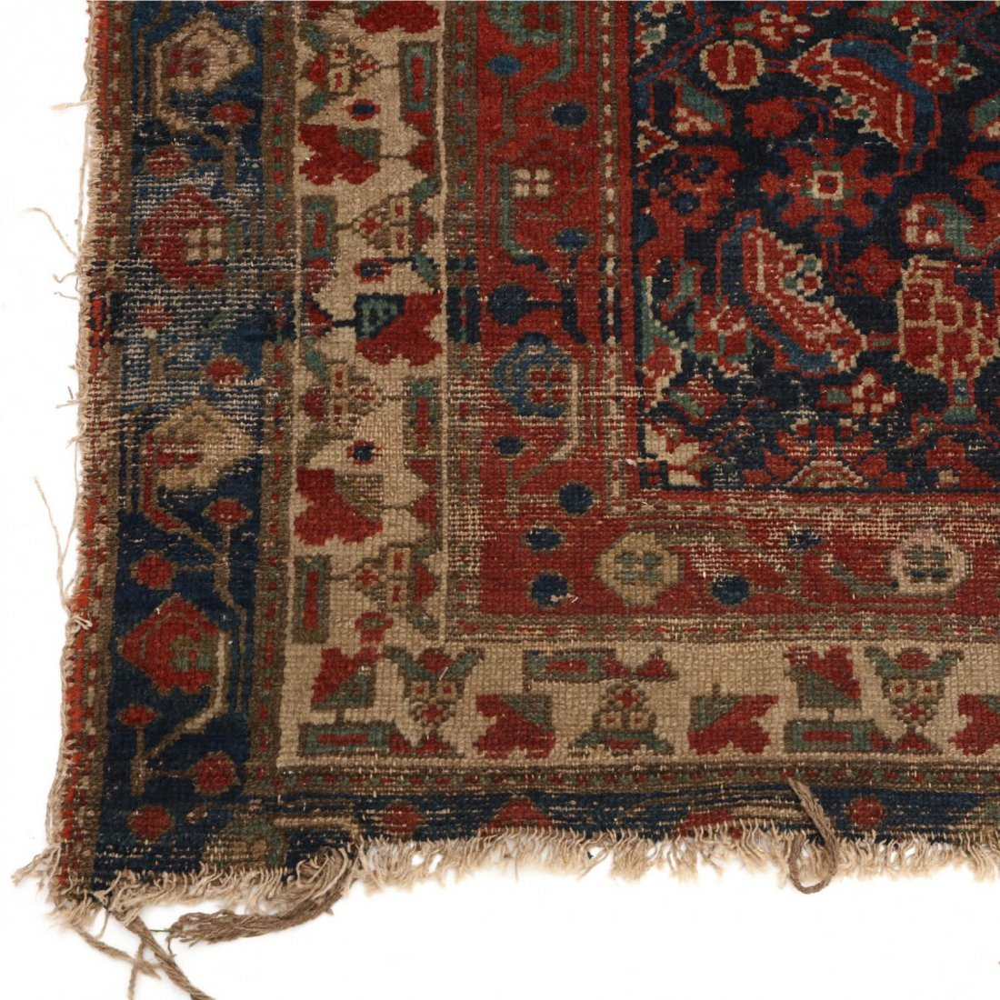 Two Persian Area Rugs - 5