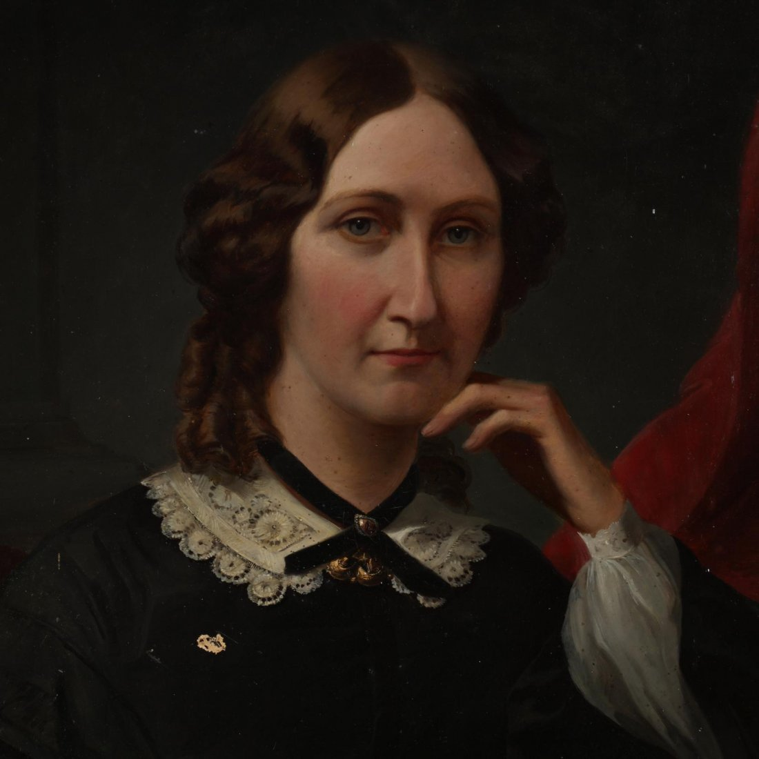 John Beaufain Irving (SC, 1825-1877), Portrait of a - 2