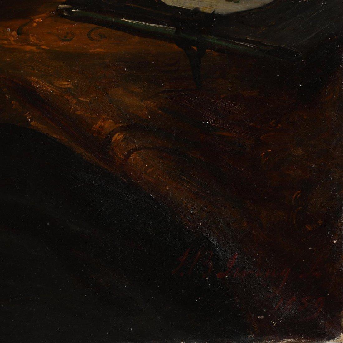 John Beaufain Irving (SC, 1825-1877), Portrait of a - 4