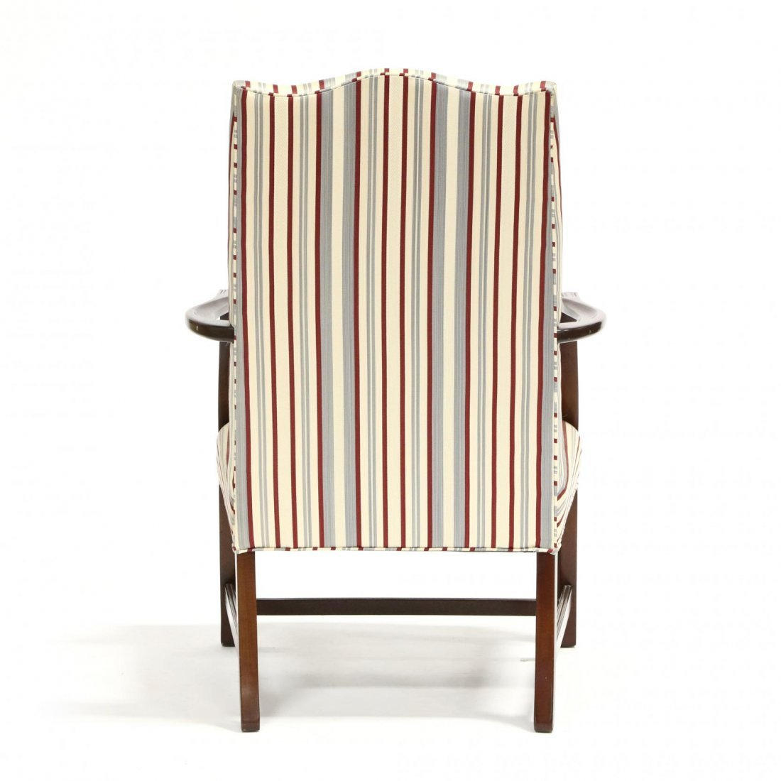 Hickory Chair Co., Chippendale Style Lolling Chair - 2