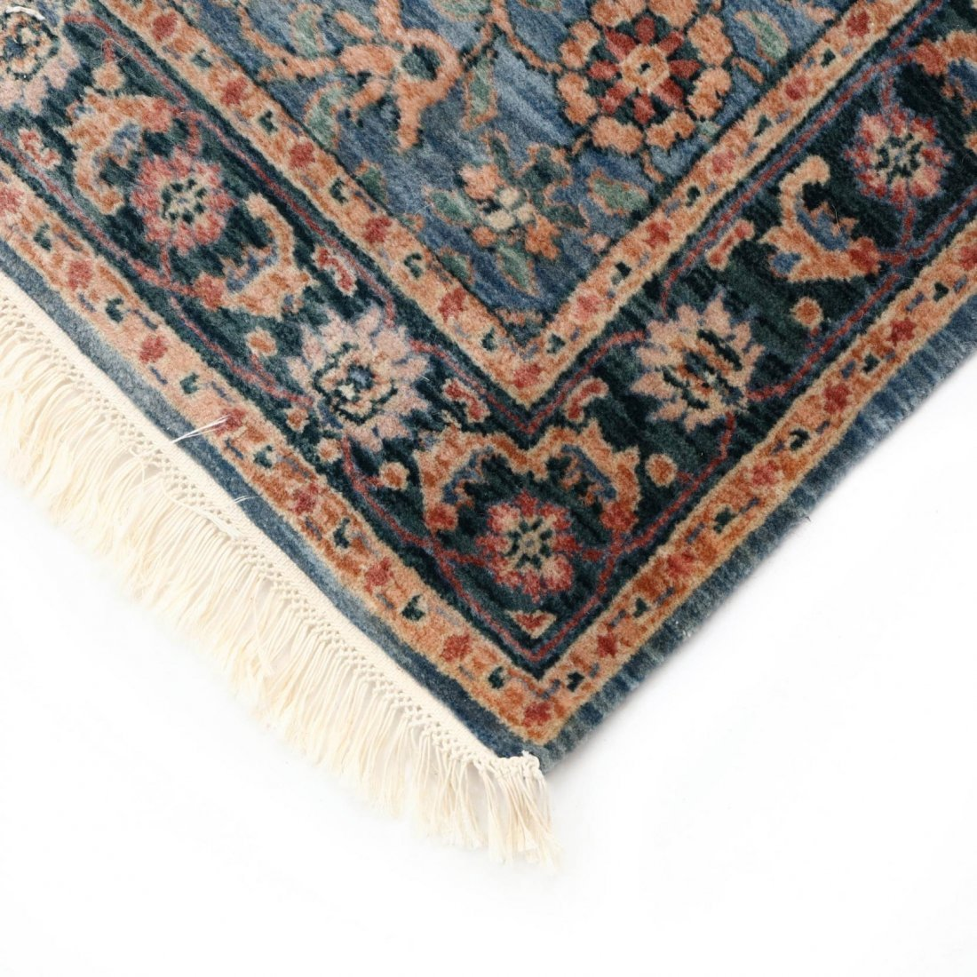 Two Indo Persian Area Rugs - 2